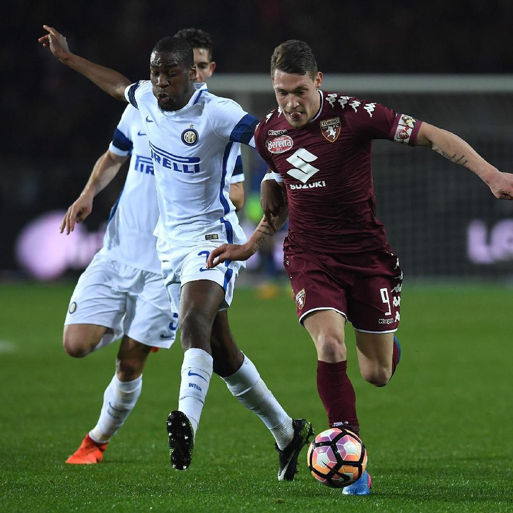 Inter Berimbang dengan Torino