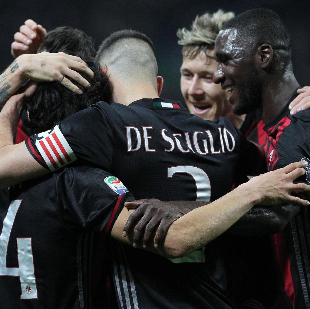 Montella Optimistis Milan Bisa Main di Kompetisi Eropa Musim Depan