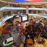 Chevrolet Kenalkan 3 Mobil Baru di Pusat Perbelanjaan