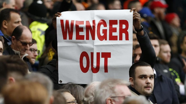 Posisi Manajer Arsenal Itu Pekerjaan Idaman