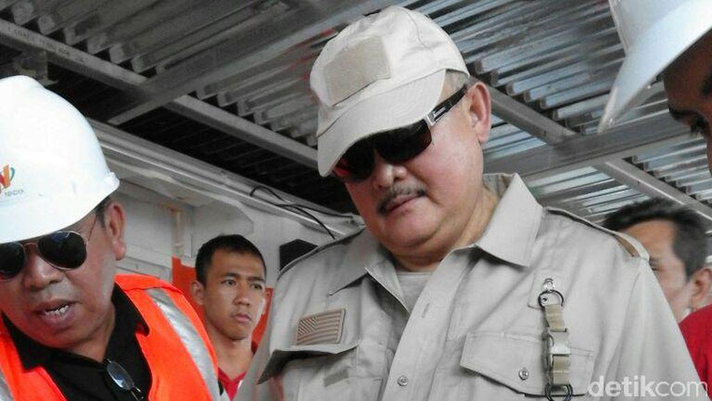 Gubernur Alex Noerdin: 13 Proyek Strategis di Sumsel Lancar