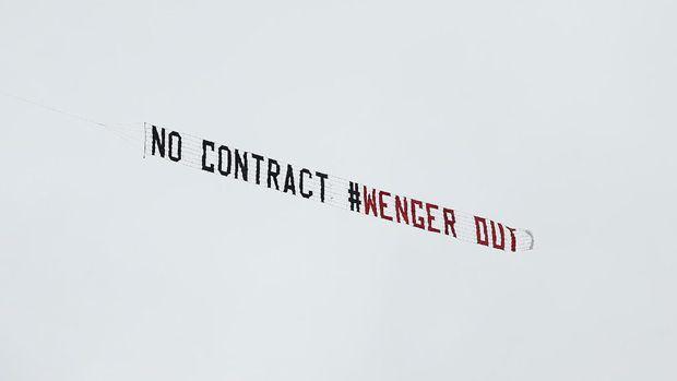 Adilkah Perlakuan <i>Fans</i> untukmu, Wenger?