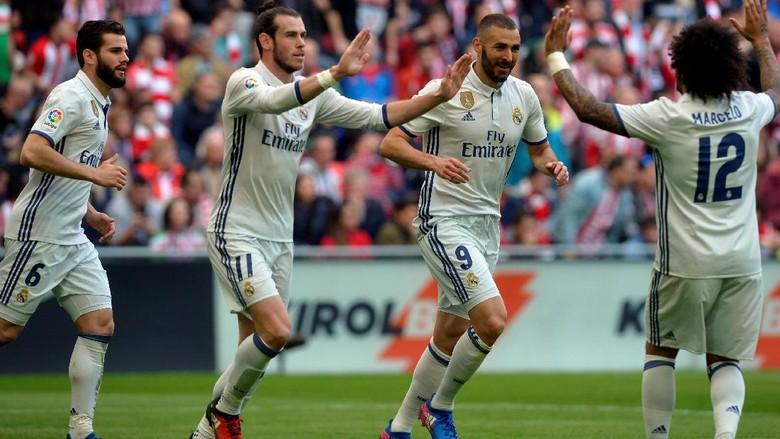 Madrid Puncaki Klasemen, Zidane: Itu Tak Berarti Apa-Apa