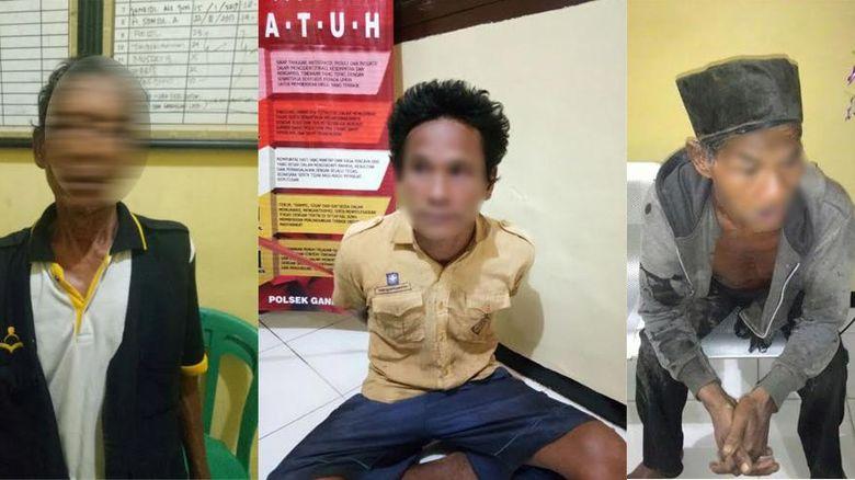 Orang Gila di Madura Jadi Korban Viral Isu Penculikan Anak