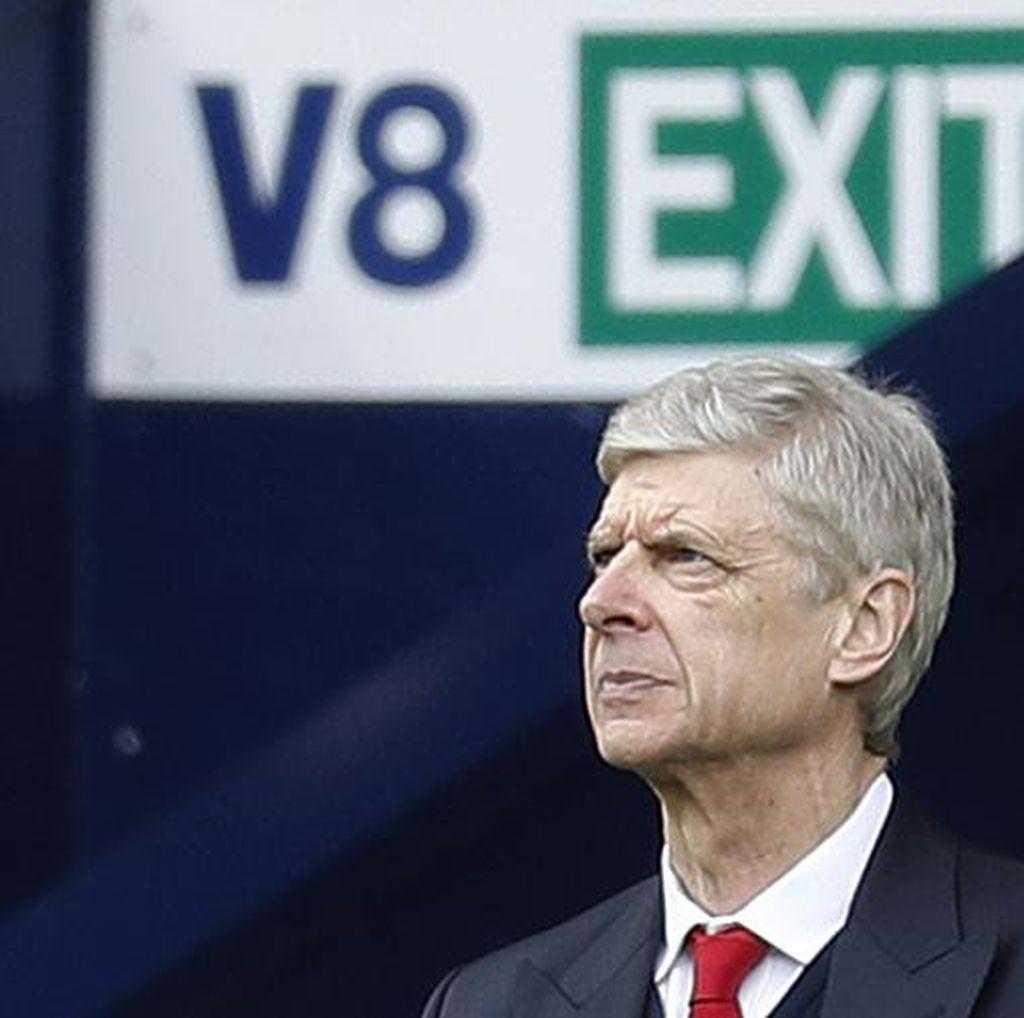 Podolski: Wenger adalah Arsenal