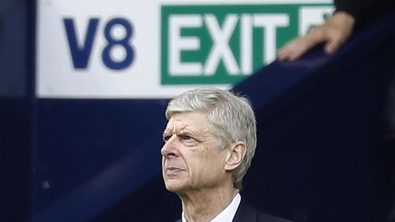 Arsenal Finis Empat Besar atau Tidak, Tak Pengaruhi Keputusan Wenger