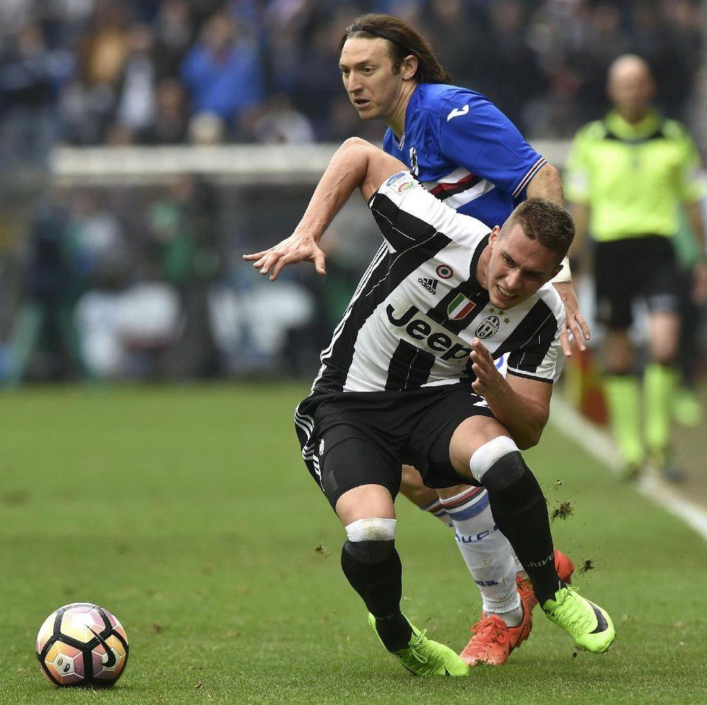 Tuding Sampdoria Tak Fair Play, Allegri: Lebih Baik Main PlayStation