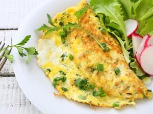 Yuk, Bikin Omelet yang Creamy Enak dengan Cara Ini!