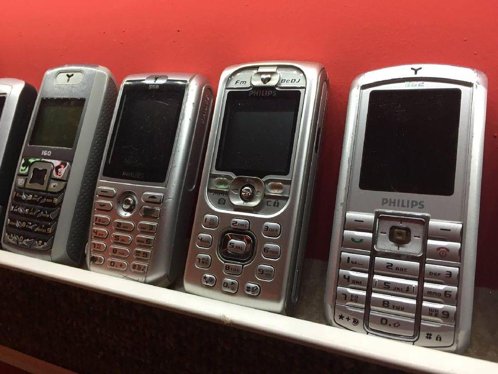 Pesan Ponsel BM? Awas Dimusnahkan Bea Cukai