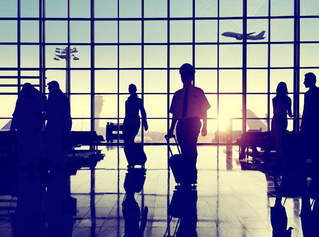 Bukan Sulap, Bukan Sihir... Bandara Ini Sita Belati dalam Sisir