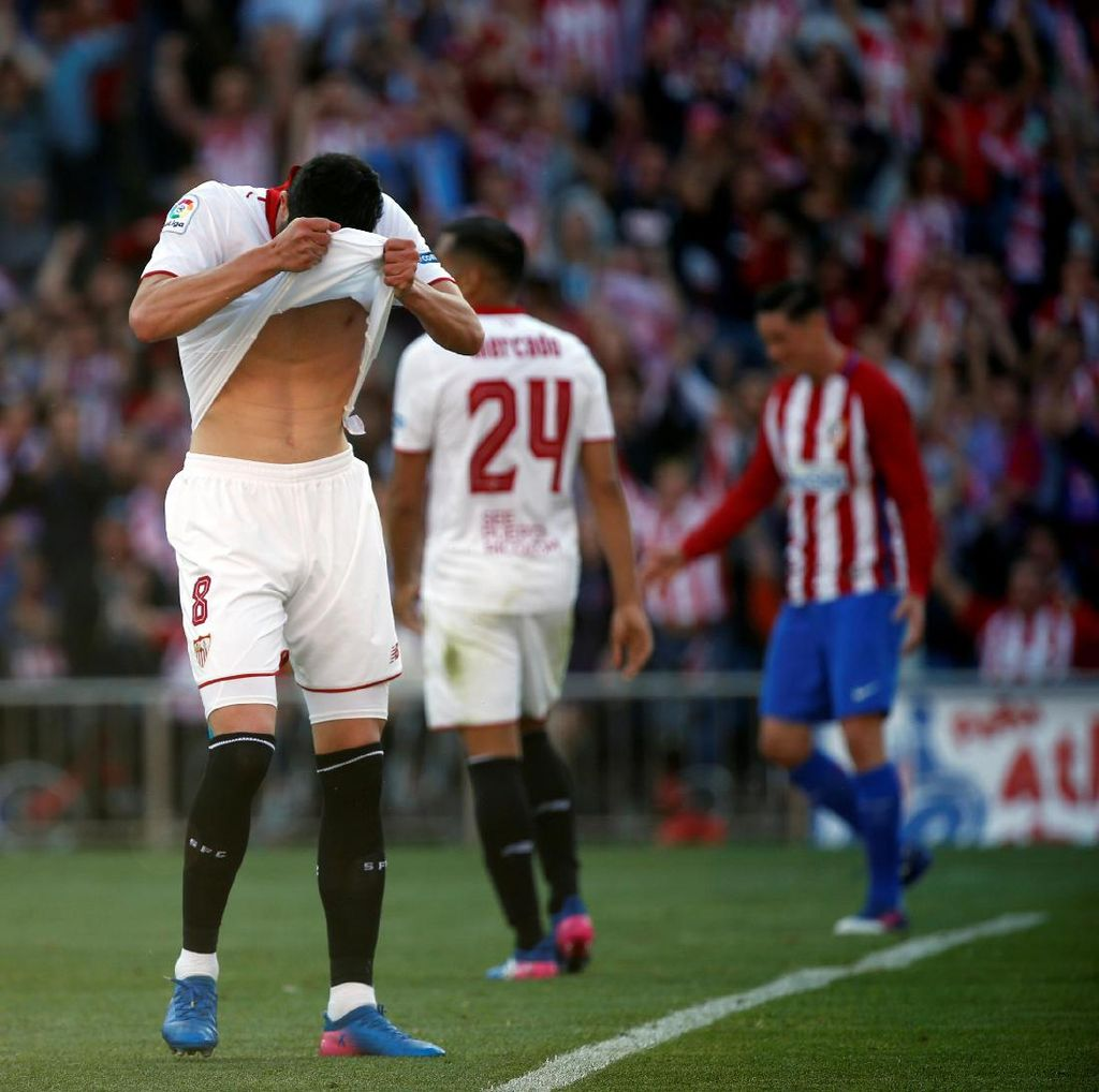 Sevilla Mulai Menyerah Kejar Titel Juara La Liga