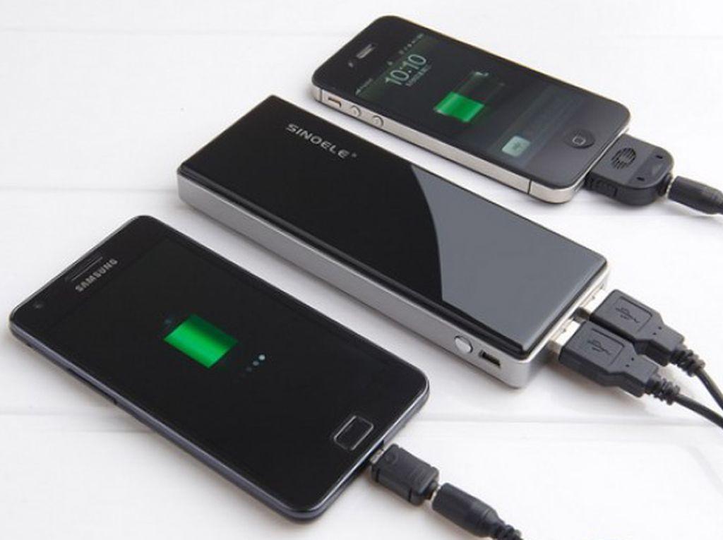 Baterai HP Jenis Baru Bisa Tahan Hingga Lima Hari