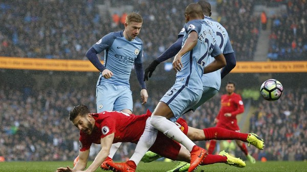 City vs Liverpool Masih 0-0