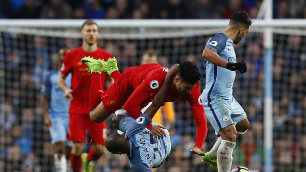 Data dan Fakta Seputar Hasil Seri City vs Liverpool