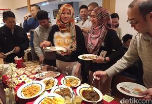 Makan Berlebihan Saat Pesta, Bisa Sebabkan Fenomena Naive Subject