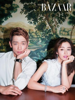 So Cute! Liburan ke Italia, Rain dan Kim Tae Hee Tampil Kembaran