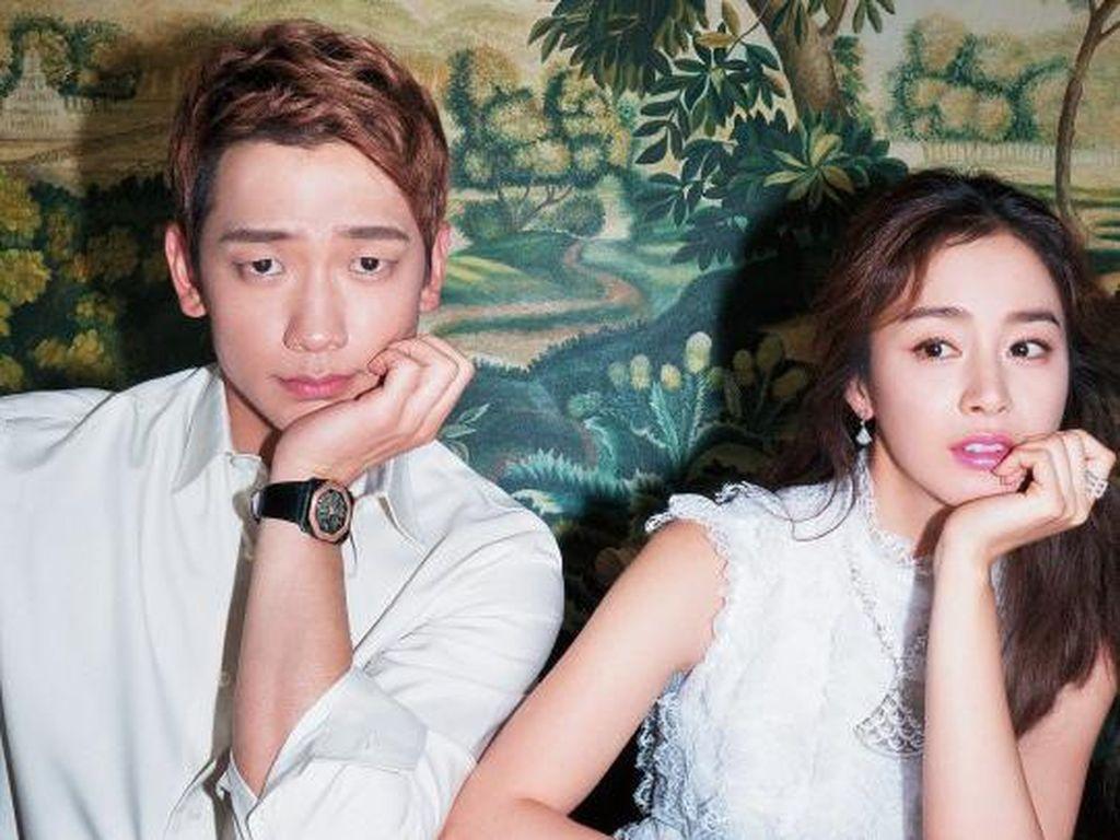 Selamat! Rain dan Kim Tae Hee Sambut Kelahiran Anak Kedua