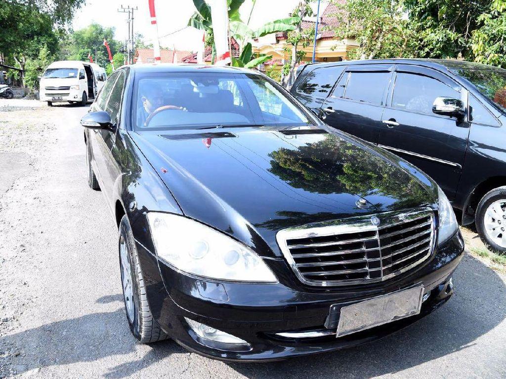 Kerusakan Mobil Dinas Jokowi Sulit Diperbaiki