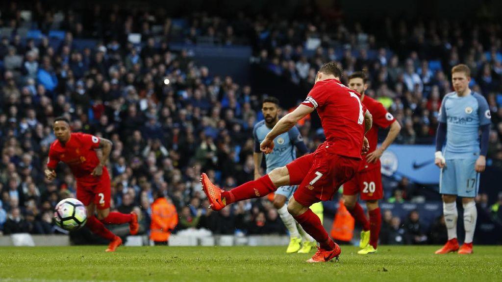 Kombinasi Starting XI City-Liverpool
