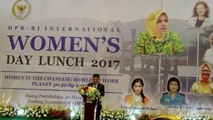 Ketua DPR: Pemberdayaan Perempuan Perlu Kerja Sama Semua Pihak
