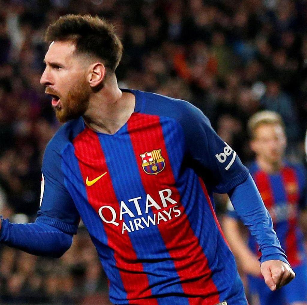 Selain Trik Lemahkan Messi, Ini Saran untuk Juventus dari Penakluk Barca