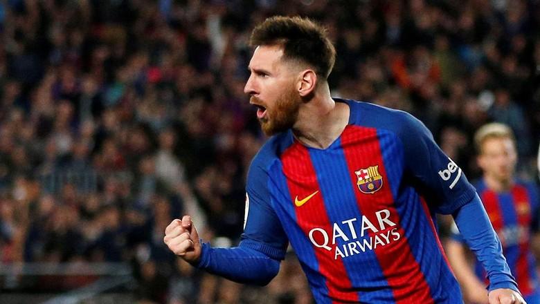 Messi Selalu Bikin Minimal 40 Gol di Delapan Musim Beruntun