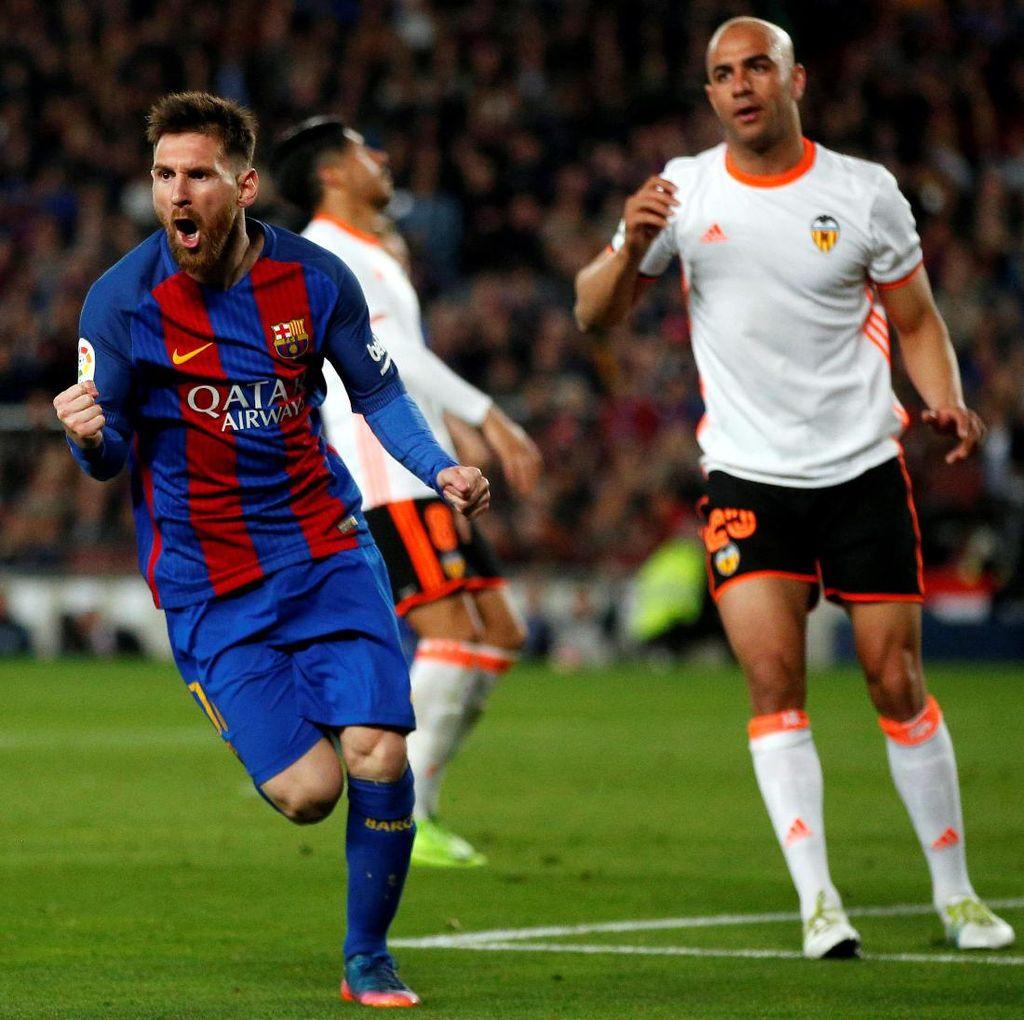Messi Diharapkan Tambah Kontrak di Barca
