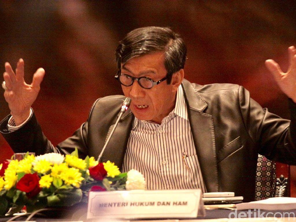 Puluhan Ribu Napi Bakal Dibebaskan di Tengah Wabah Corona