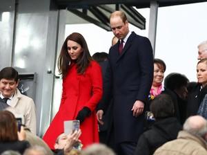 Kate Middleton Dikabarkan Hamil Anak Ketiga