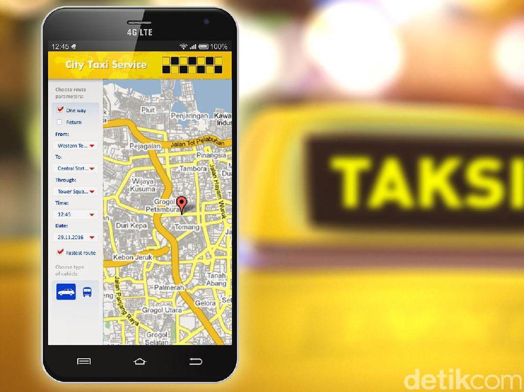 Tanpa Promo, Tarif Taksi Online Masih Masuk Kantong Penumpang?