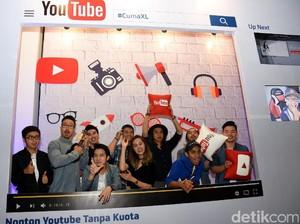 Penonton YouTube Tak Cuma Cari Hiburan