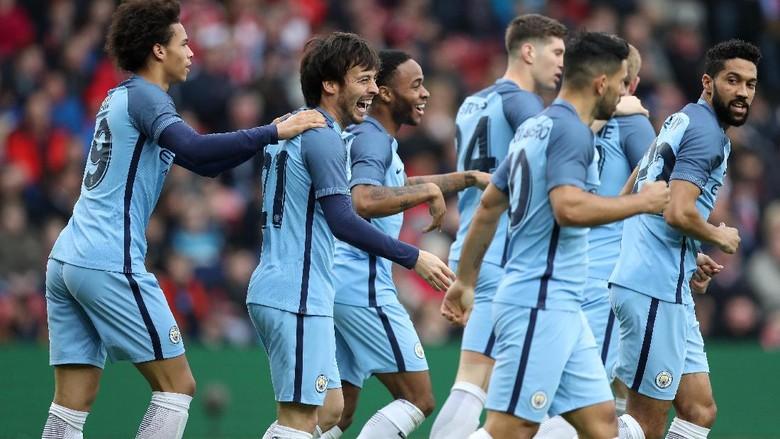 Lolos ke Liga Champions Akan Jadi Trofi untuk City