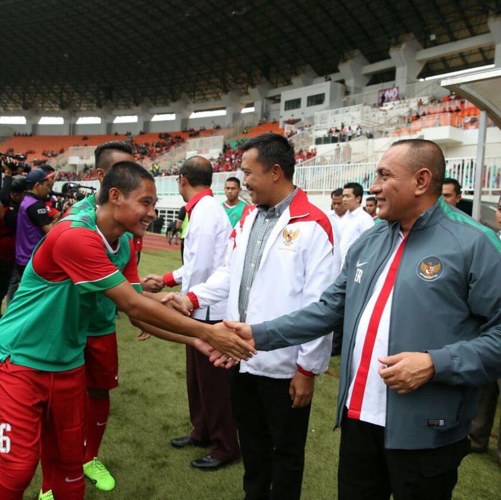 Indonesia Dikalahkan Myanmar, Menpora: Tetap Semangat