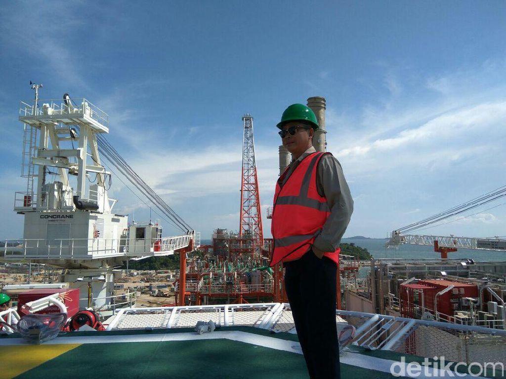 Terbang ke AS, Jonan Temui Bos Besar ConocoPhilips Hingga Chevron