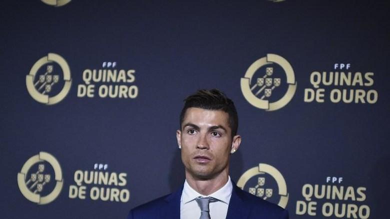 Ronaldo Terpilih sebagai Pemain Terbaik Portugal