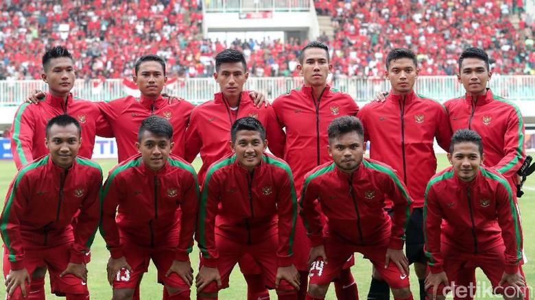 Indonesia Merosot di Peringkat FIFA, di Bawah Myanmar dan Laos