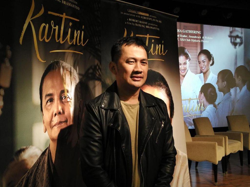 Cerita Nostalgia Hanung Bramantyo Bikin Film Pakai Handycam