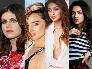 Para Wanita Cantik di 2016 Hingga Masa Kecil Prilly Latuconsina