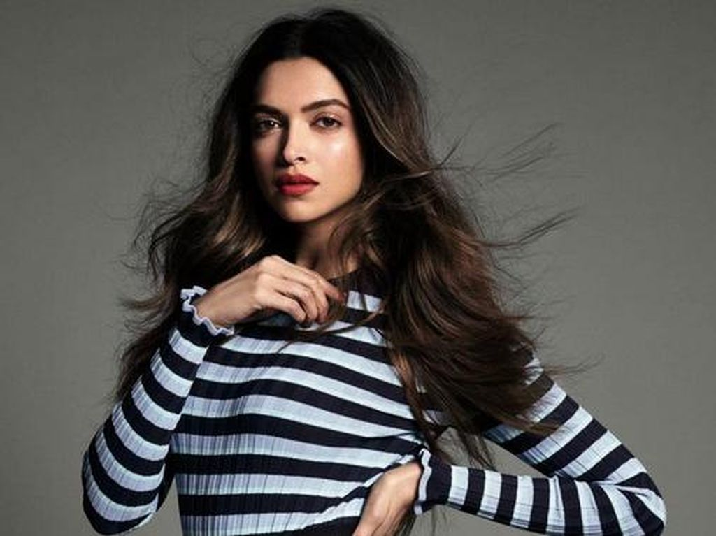 Deepika Padukone Aktris India Paling Berpengaruh