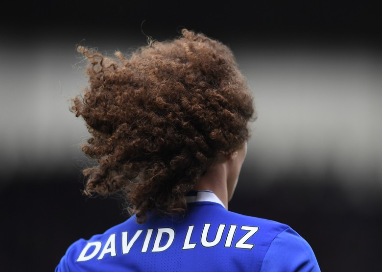 Kecewanya David Luiz Tak Masuk Skuat Brasil