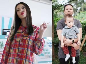 Bibir Merah Raline Shah, Lucunya Bjorka dan Ringgo Agus Rahman