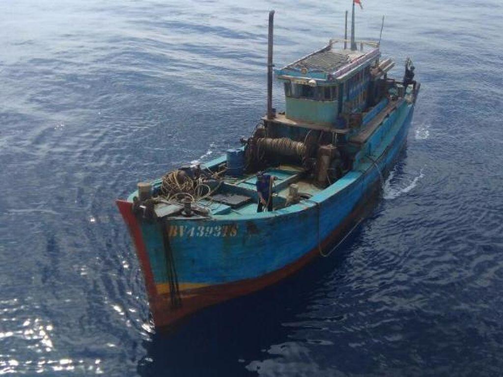 Begini Alur Distribusi Bahan Baku Bom Ikan Sampai ke Nelayan