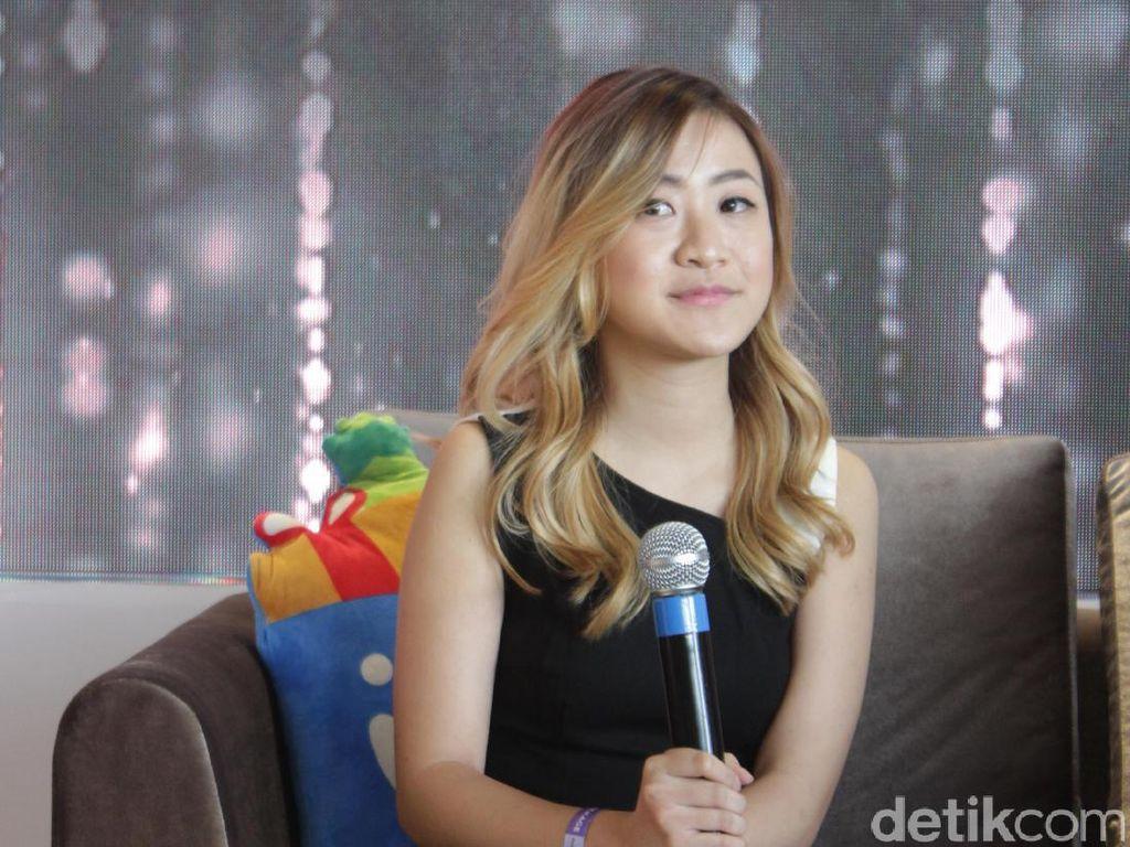 Makeup Artist Indonesia Archangela Dandani Artis Hollywood, Begini Hasilnya