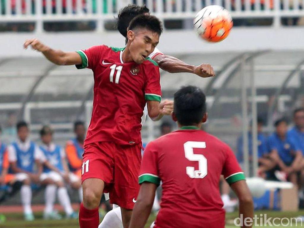 Timnas U-22 Jadi Cadangan di Islamic Solidarity Games 2017