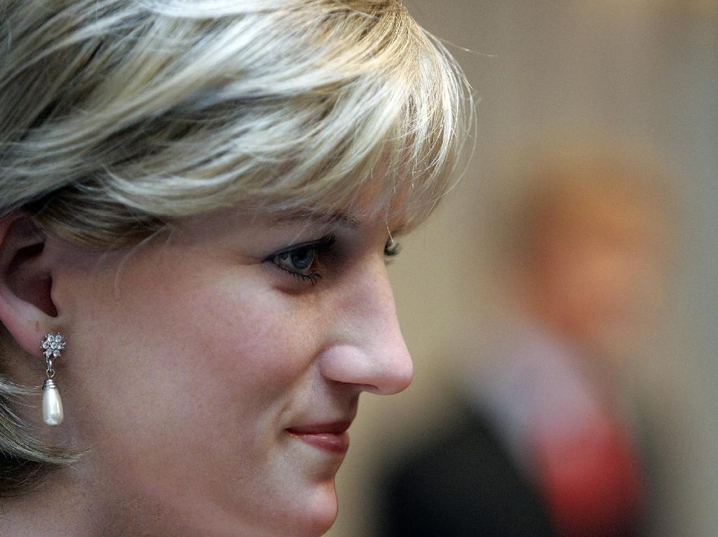 Seandainya Putri Diana Pakai Sabuk Pengaman