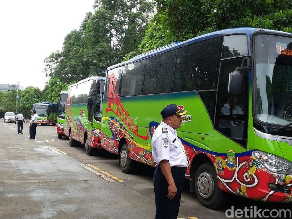 Bus Rapid Transit Kota Tangerang akan Terapkan e-Tiket April