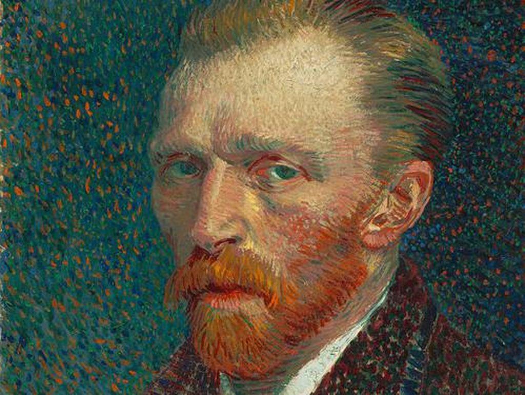 Senjata Pembunuh Vincent Van Gogh Dilelang Rp 1,3 M