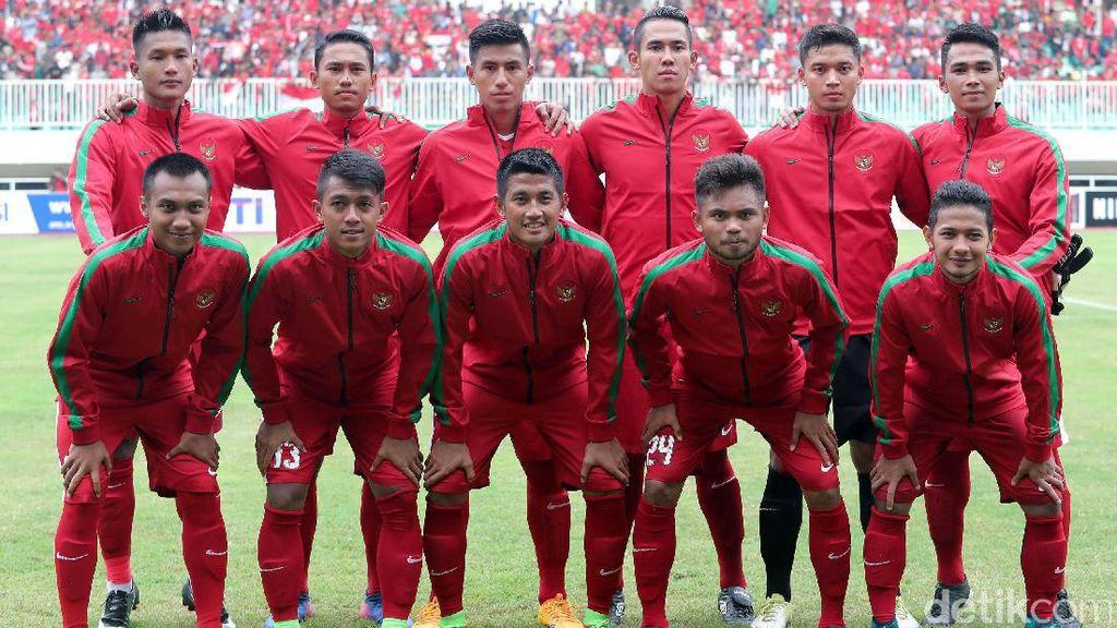 Ini Pemain Timnas Indonesia untuk Hadapi Kamboja dan Puerto Riko