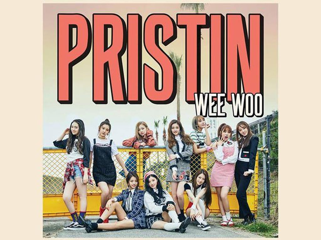 Yay! Sub-Unit Perdana PRISTIN Debut 28 Mei