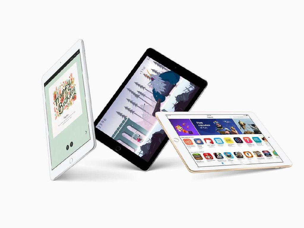 iPad Masih Jadi Rajanya Tablet